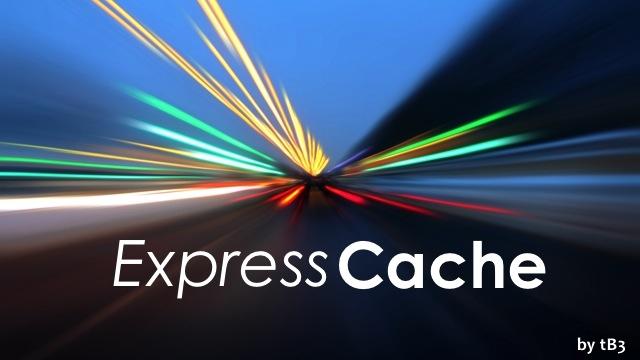 expresscache - Express Cache para Prestashop. El mejor modulo para acelerar tu tienda online
