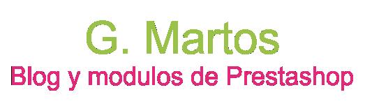 G. martos Prestashop