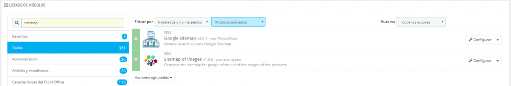sitemap prestashop 1024x174 - Sitemap Prestashop. Generar y enviar a google nuestros sitemap de url e imagenes