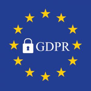 gdpr 300x300 - PDF + HTML de hoja o pagina CMS sobre GDPR para tiendas online