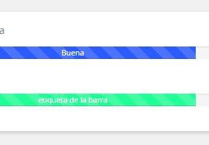 progres bars product 300x209 - Barra de progreso en ficha del producto, usando característica o añadiendo barras a productos