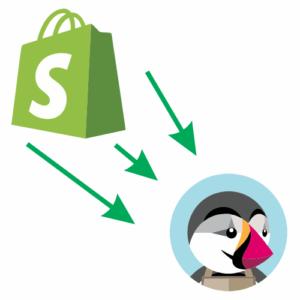 logo 300x300 - Importar desde Shopify hasta PrestaShop por API. Productos, clientes y pedidos